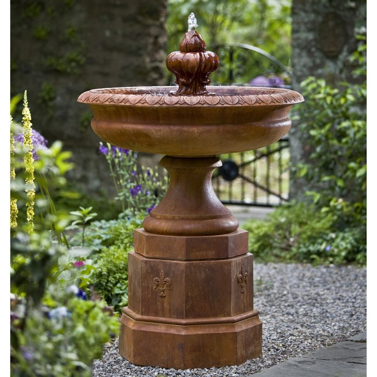 79 Best Small Garden Fountains Images On Pinterest
