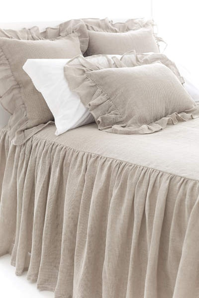 Pinecone Hill LinenMeshBedspread%5B11886%5D