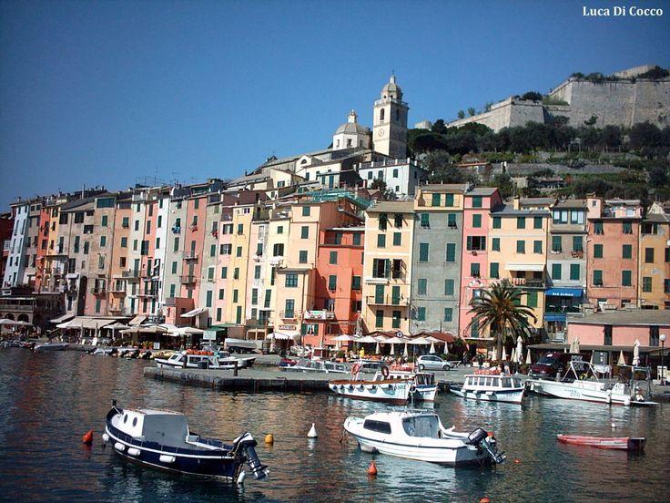 Porto Venere (La Spezia, Liguria)