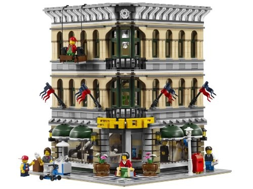 LEGO Creator Grand Emporium 10211 coupon| gamesinfomation.com