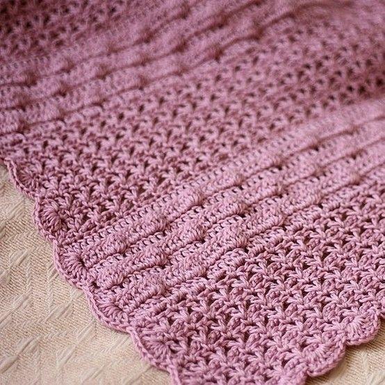 Crochet Blanket Pattern by sweet.dreams
