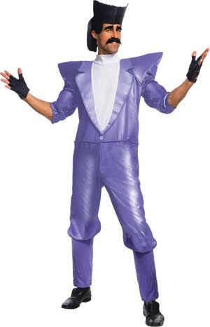 Despicable Me 3 Balthazar Bratt costume for men