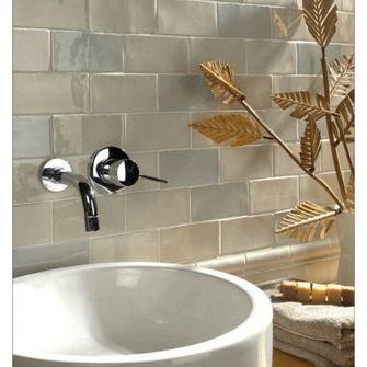 Antic Wandtegel Medium Wit 7,5X15CM 0,5M2   Wandtegels   Tegels   Sanitair   KARWEI