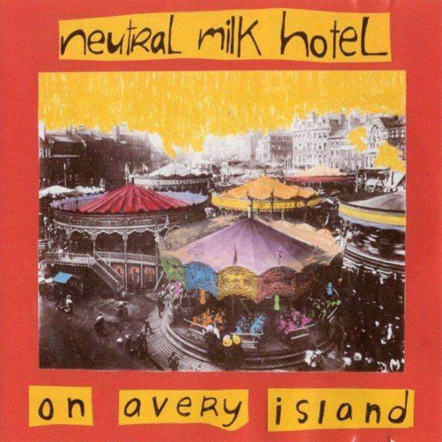 Neutral Milk Hotel- On Avery Island [180g Vinyl]