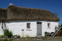 Thatched bliss by unknown author. Repinned by WI/IE. _____________________________Do feel free to visit us on http://www.wonderfulireland.ie/ for lots more pictures and stories of beautiful Ireland.