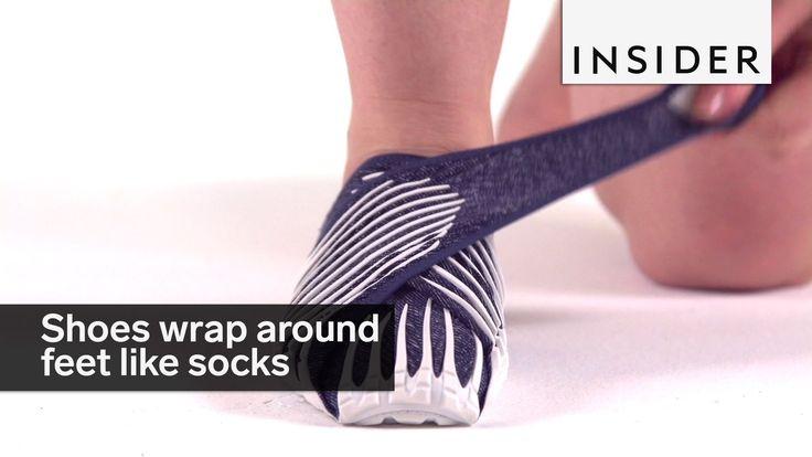 These are the Furoshiki shoes from Vibram. https://us.vibram.com/shop/furoshiki/ https://www.youtube.com/channel/UCoqFP9DElb99uiE6ckzD6IA https://www.faceboo...