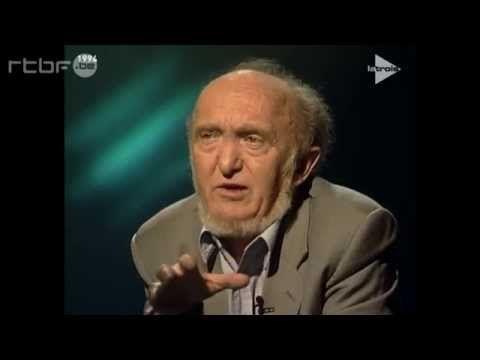 """▶ Albert Jacquard dans l'émission """"Noms de dieux"""" - YouTube"""