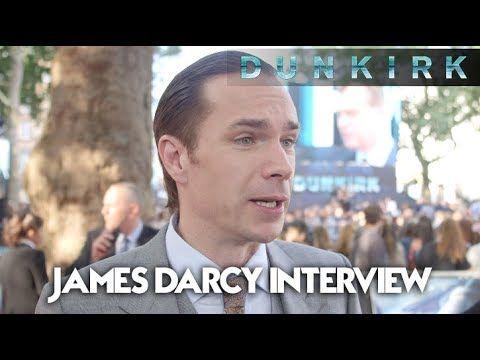 James Darcy Dunkirk Interview World Premiere, London (HD)