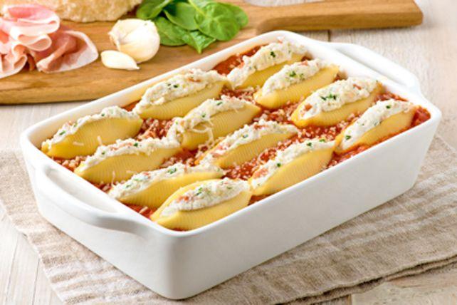 Cette recette est inspirée de la région de la Campanie, en Italie.