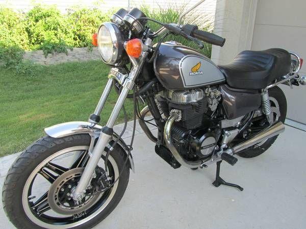 1982 Honda Cm450 Custom Cafe Racer Motorcycles For Sale Cafe Racer Cafe Racer For Sale Custom Cafe Racer