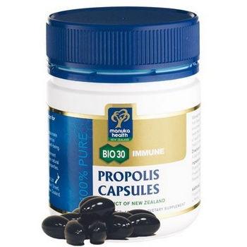 Manuka Health BIO30 Immune Propolis Capsules