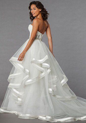 Pnina Tornai for Kleinfeld 4310 Ball Gown Wedding Dress  9a51a9bb0461