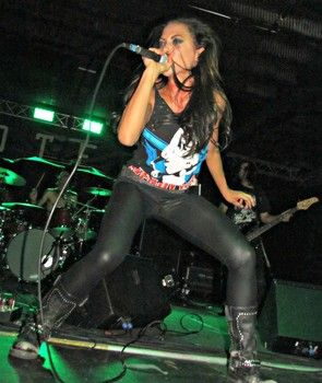 """Otep Lead Singer 