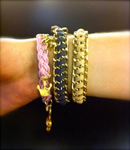 More bracelets, by @Chrikou Kou!