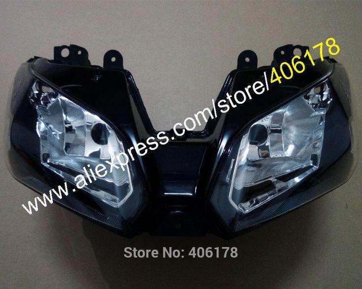 Hot Sales,Motorcycle Head Light Lamp For Kawasaki EX300 Ninja300 2013 2014 2015 EX Ninja 300 13 14 15 Front Headlight Headlamp #Affiliate