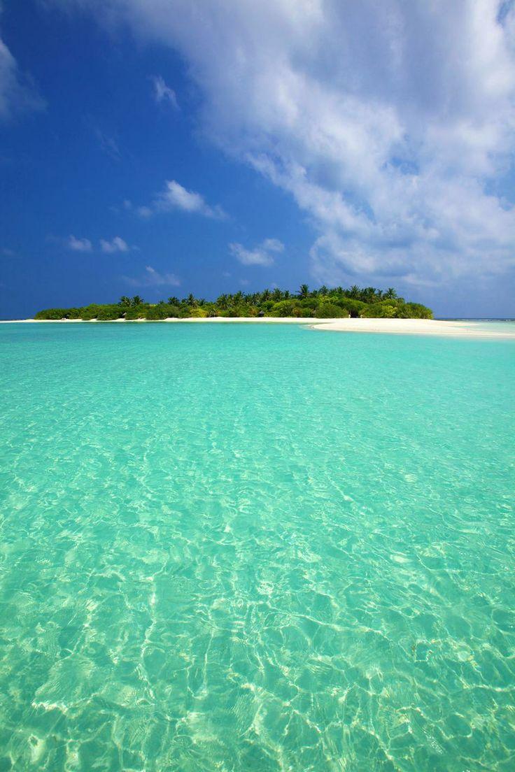 Tropical beach ... Kanuhura Maldives
