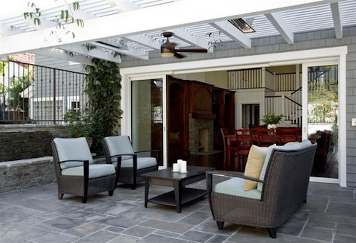 1000 images about patio covers on pinterest pathways for Cape cod home landscape design