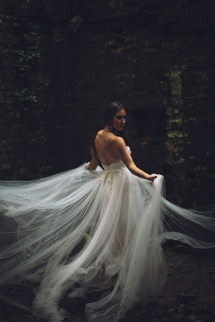 The Sirius gown from our Constellation bridal collection  Photography www.thewoods.photography