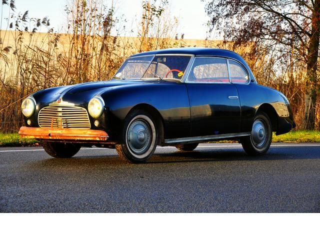 1951 Simca 8 1200 Sport coupé