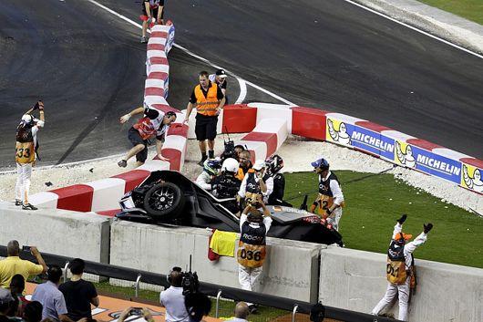 パスカル・ウェーレイン、事故の影響でROCネイションズカップを棄権  [F1 / Formula 1]