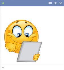 Technology Lover Facebook Face