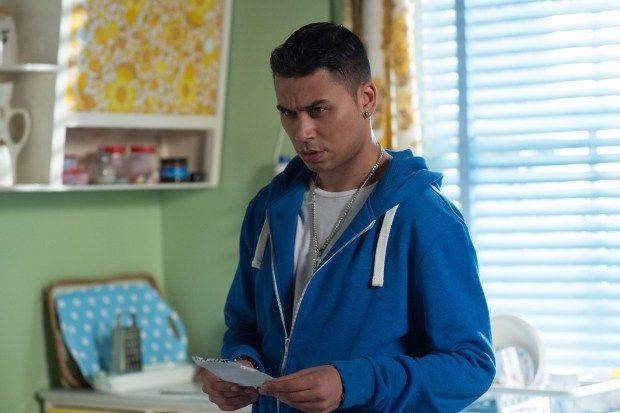 EastEnders SPOILERS: Could Fatboy be returning from the DEAD?