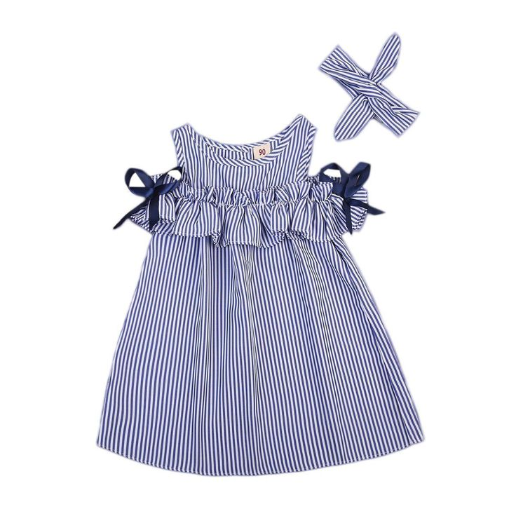 Nautical Striped Dress Buy it today from www.presentbaby.com We sell a wide array of baby clothing, socks, shoes, bottles, blankets and more. For more information visit our website today. #cute #dresses #clothing #shoes #neutral #romper #bottles #gender #summer #baby #girl #floral #infant #onesies #cutest #babygirlshoes #genderneutralbabyclothes