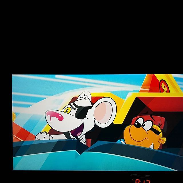 ohh you've redecorated....... i dont like it! #StayClassic #DangerMouse #OhCrumbs just like #MeganTrainor #No