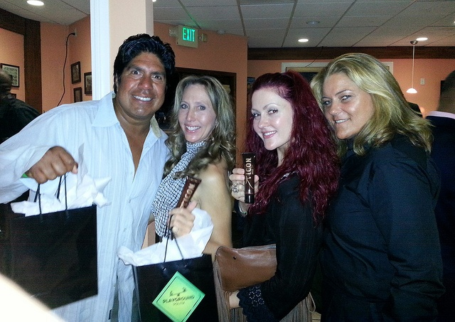 Gordon Vasquez, Kellie Koppel, Stacey Barker, Michelle Lepire, SPONSOR  I.C.O.N Products, Playground Politix Film Fundraiser by Real TV Films, via Flickr