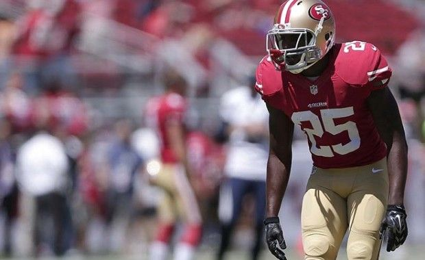 49ers S Jimmie Ward eager to return to playing field this season | The Place For NFL News & Updates