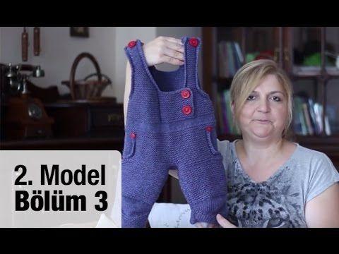 2. Model (3/5) ● Örgü Modelleri - YouTube