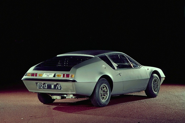 Renault-Alpine A310 by Auto Clasico, via Flickr