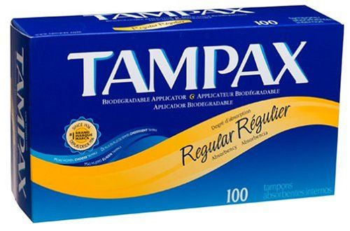 "yup...and for tampax.com i wrote, ""a place you'll want to visit more than once a month"""