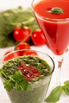 Recept na Rajčatové smoothie