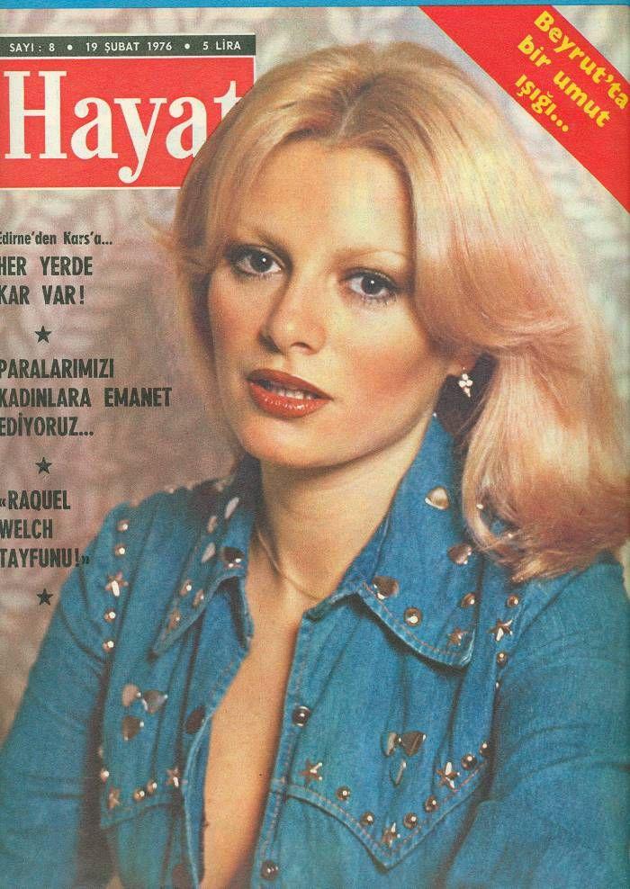 Turkish celebrities ☪ Ajda Pekkan
