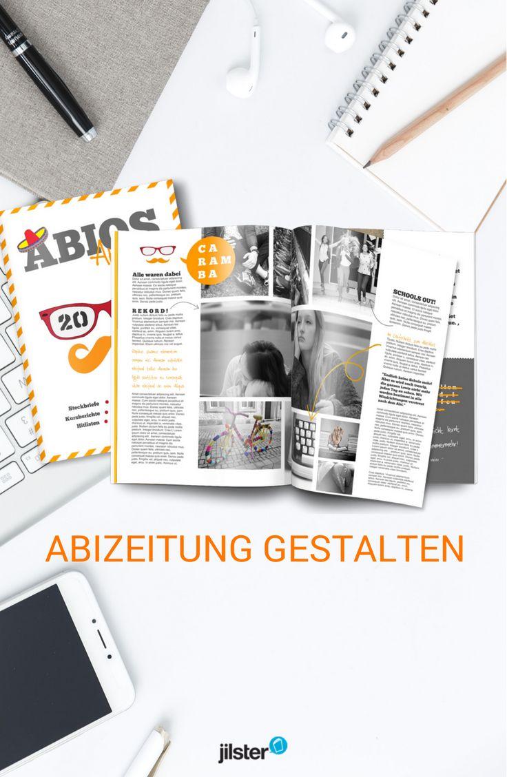 43 best Abizeitung & Abschlusszeitung gestalten | Vorlagen & Ideen ...