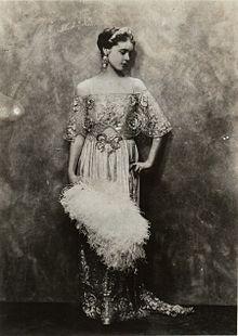 Eva Le Gallienne 1900's #actress #vintage #photo