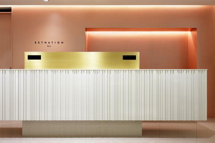 ESTNATION bis by Moment Design, Tokyo store design