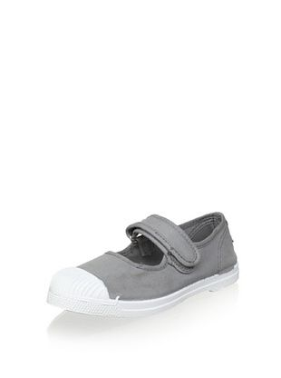 50% OFF Natural World Kid's Mercedes Flat (Gris)