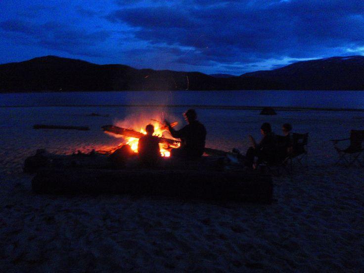 Seymour Arm, Shuswap Lake, BC