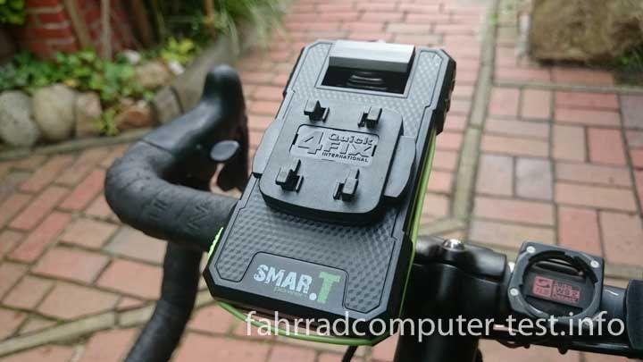 Verlängere die Akkudauer deine Fahrradnavis oder Smartphone beim radfahren. Vorstellung und Test von einer Powerbank speziell für Radfahrer.  #PowerbankFahrrad