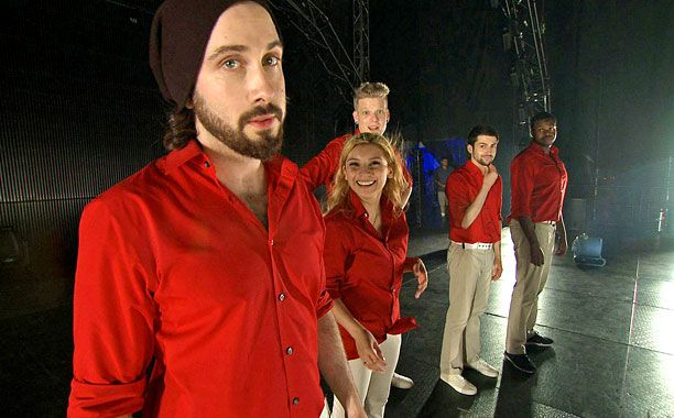 Love Pentatonix!!!!! They are going to be in Pitch Perfect 2...gonna be awesome!