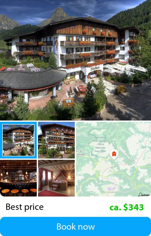 La Perla (Corvara, Italy) – Book this hotel at the cheapest price on sefibo.