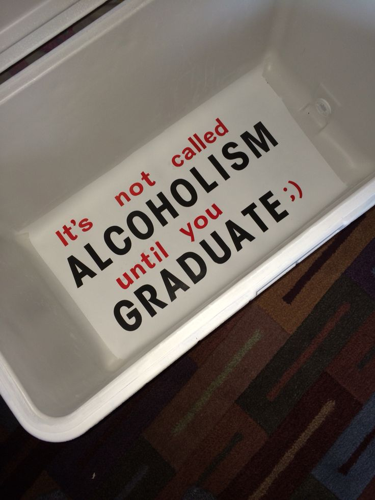 Fraternity Cooler (inside)