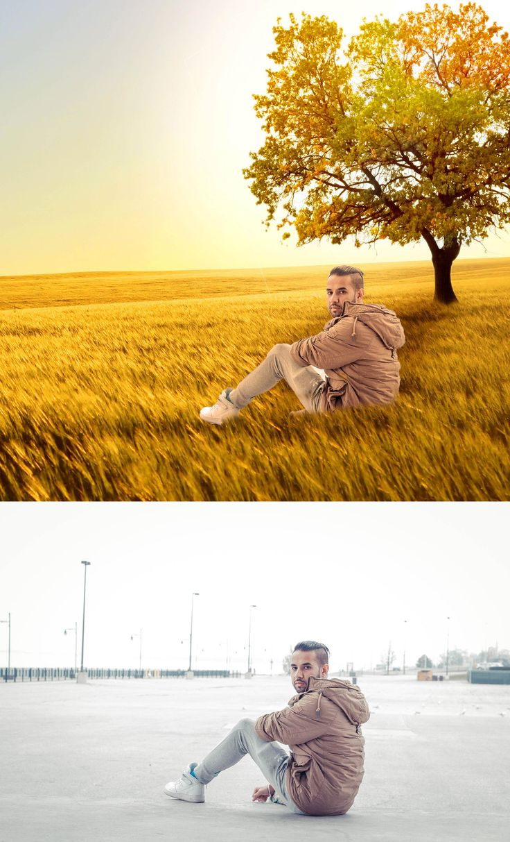 Before and after I did. #brown #photography #photoshopeffect