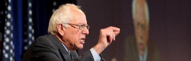 """Bernie Sanders ontmaskert Amerikaanse politiek: """"Mensen willen het misschien niet horen, maar dit is de realiteit"""" - http://www.ninefornews.nl/bernie-sanders-ontmaskert-amerikaanse-politiek-mensen-willen-het-misschien-niet-horen-maar-dit-is-de-realiteit/"""