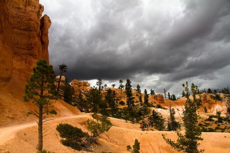 Bryce Canyon Storm #bryce #canyon #storm http://hikersbay.com/go/usa