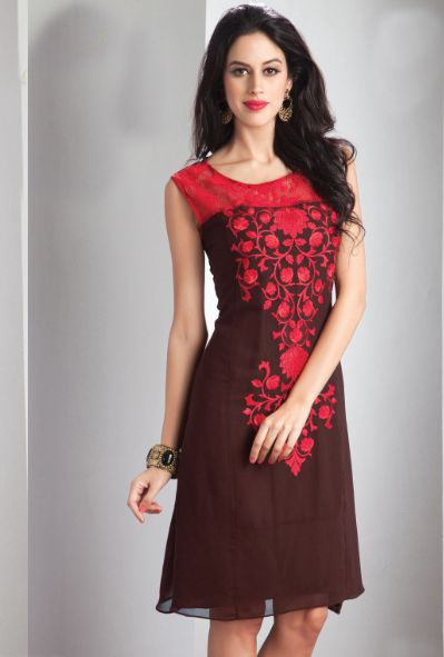 #Fashion Casual & Party Wear Top