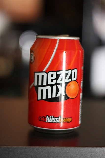 If you haven't had Mezzo Mix yet, you're missing out.