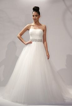 Brides: Dennis Basso - 2013 | Bridal Runway Shows | Wedding Dresses and Style | Brides.com